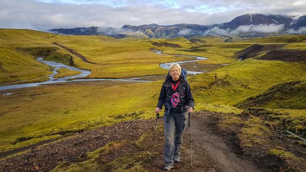 laugavegur-ijsland-route