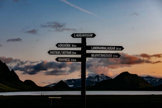 laugavegur-route