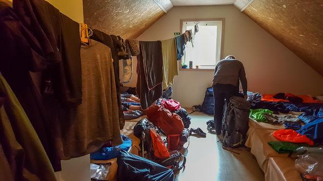 Laugavegur-trail-hut