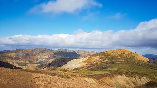 Laugavegur-trail-landschap