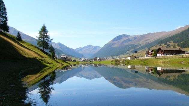 livigno-lake