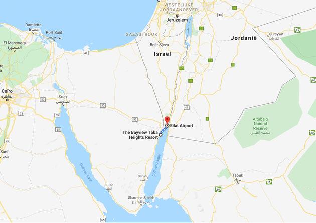 locatie-taba-egypte