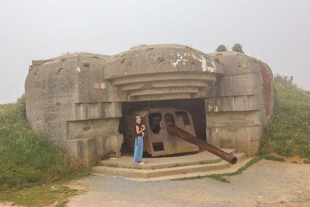 Longes-Sur-mer-bunker