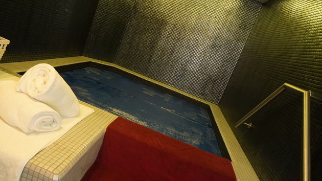 Longevity Cegonha Country Club spa