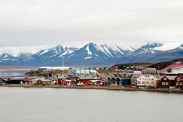 Longyearbyen-spitsbergen