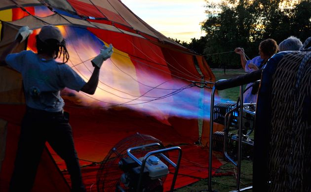 lucht-in-ballon