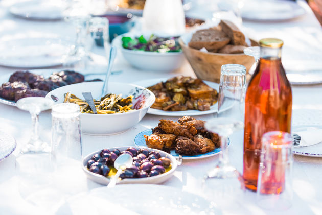 Lunch Sterna Greenland