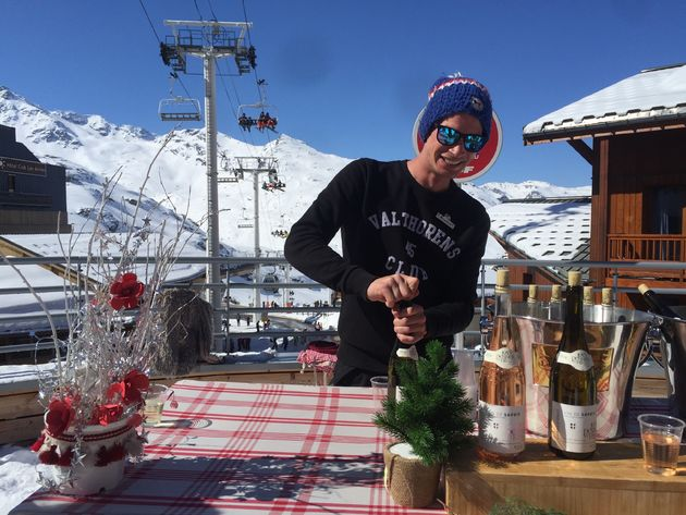 luxe-lunchen-piste-val-thorens