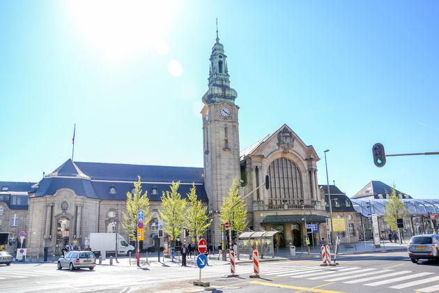 Luxemburg-stad-station