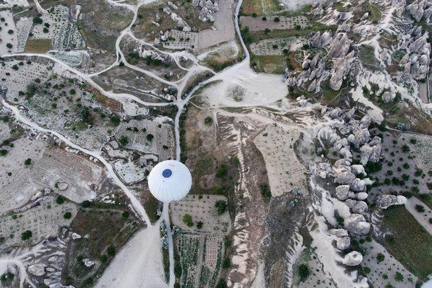 maanlandschap-Cappadocië