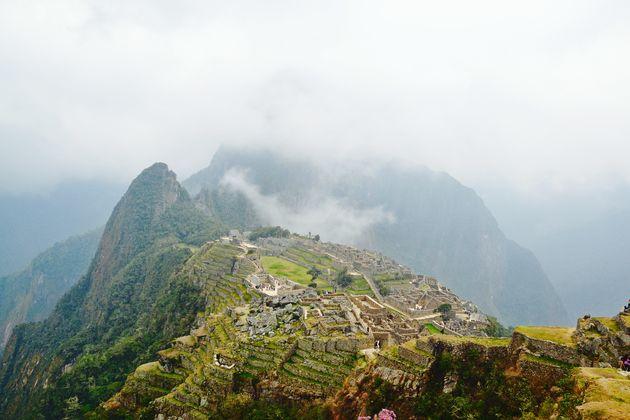 Machu-Picchu-einde-Salkantay-Trek