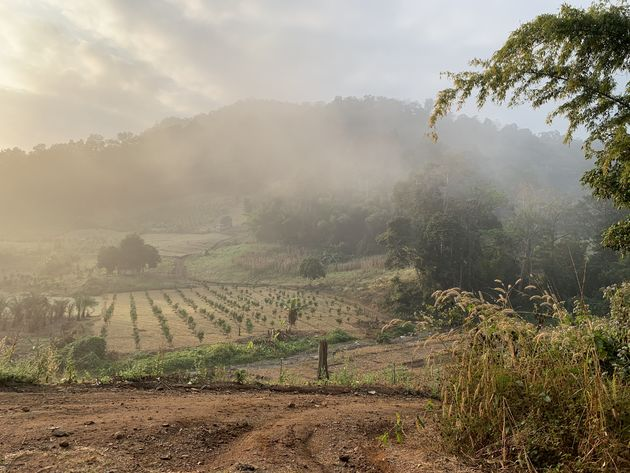 Mae Hong Son Loop roadtrip