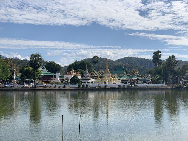 Mae Hong Son tempel