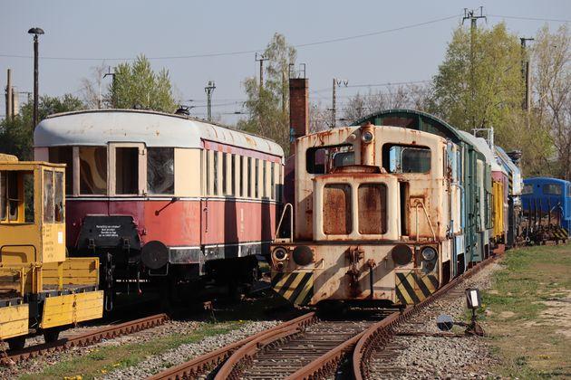 Magdeburg-Elbe-Treinen