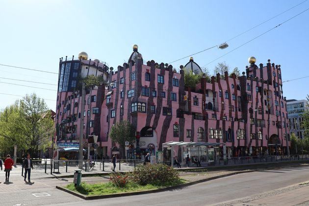Magdeburg-Hundertwasser