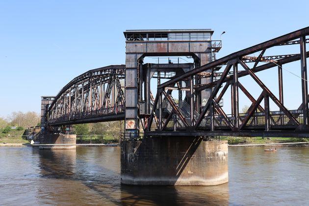 Magdeburg-oude-brug