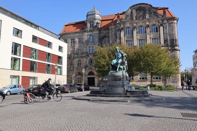 Magdeburg-plein