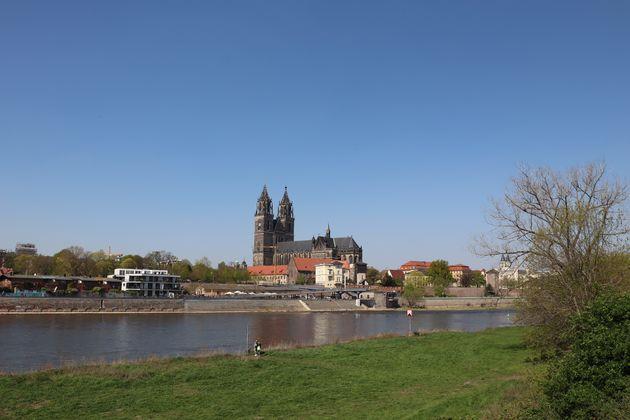 Magdeburg-viewpoint