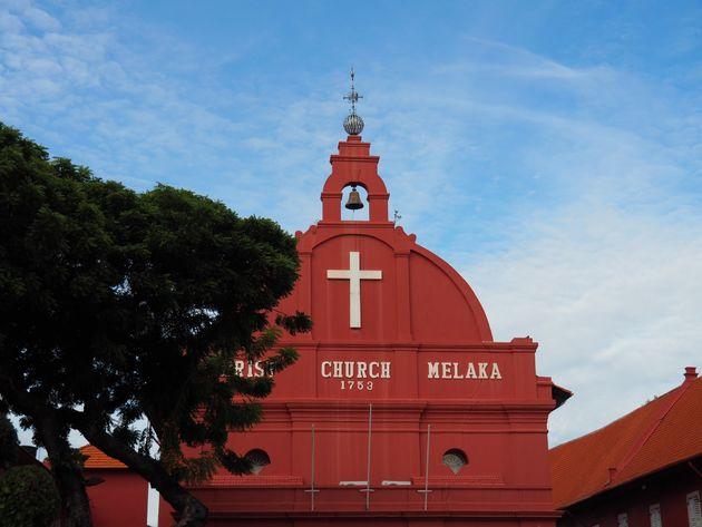 Malakka-kerk-maleisie