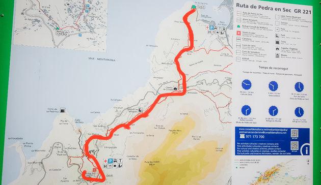 mallorca-hiken-route