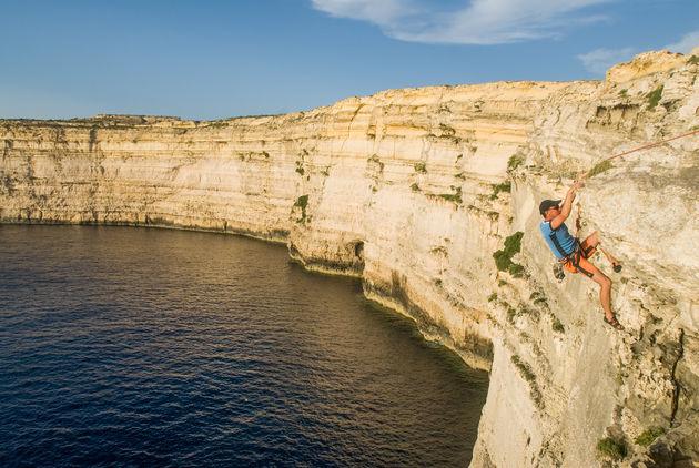 malta-rotsklimmen