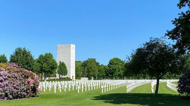 Margraten_Amerikaans_kerkhof