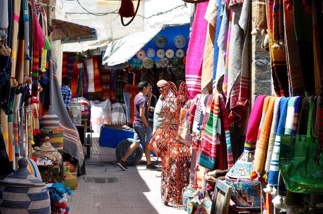 markt-essaouira-kleden