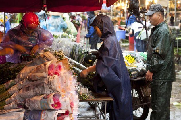 markt-regen-vietnam