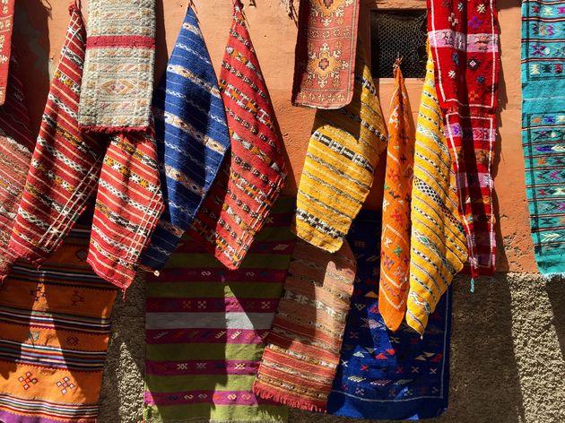 marokkaans-vloerkleed
