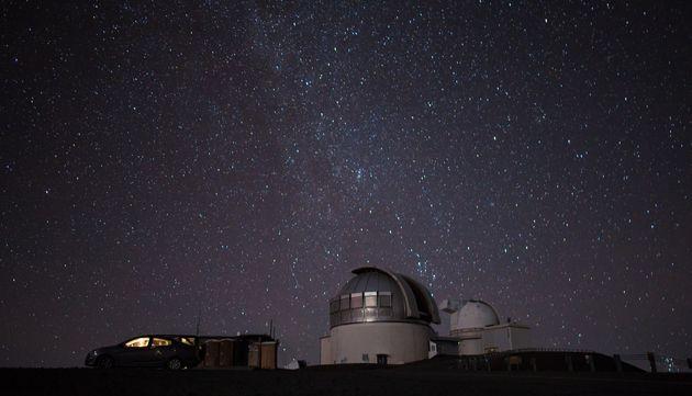 Mauna-Kea-Observatory