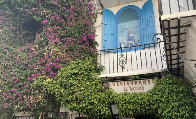 Straatje Marbella
