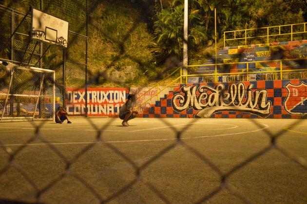 medellin-voetbalvelden