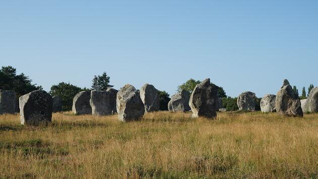 Menhirs_Carnac