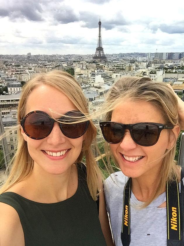 Met Anna naar Parijs!