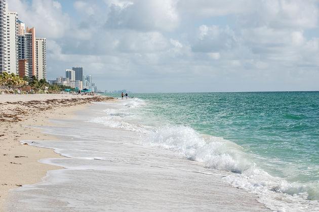 miami-strandwandeling