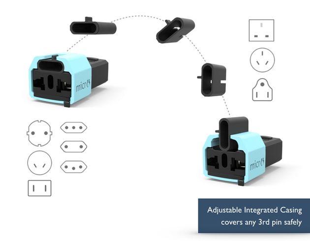 micro-aansluitingen