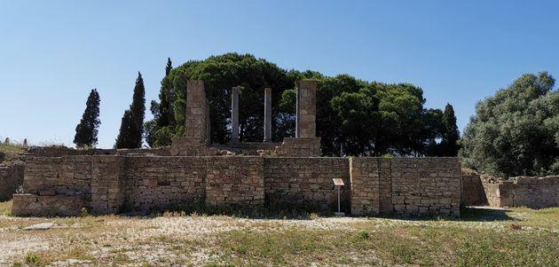 Mirobriga Ruines