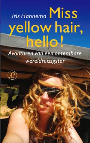 Miss, yellow hair, Hello!