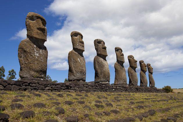 moai-paaseiland
