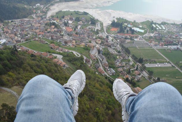 molveno-paragliden