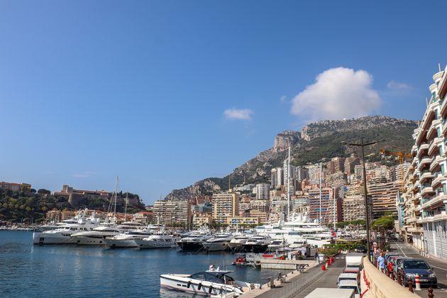 Monaco-cote-d-azur