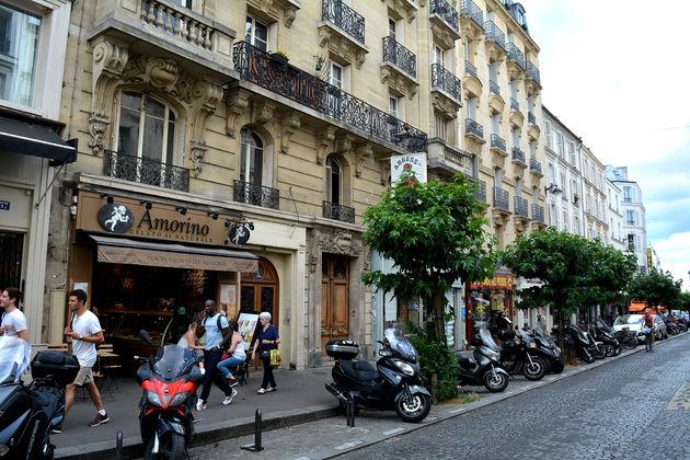 montmartre-straat