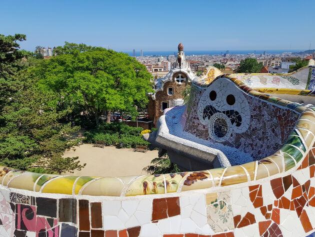 mozaiek-park-guell