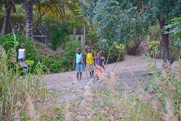 Mozambique-kinderen-Mezunge
