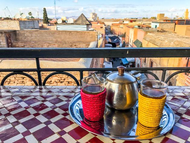 Munthee-marokko