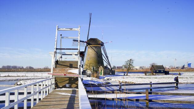 Museummolen Kinderdijk