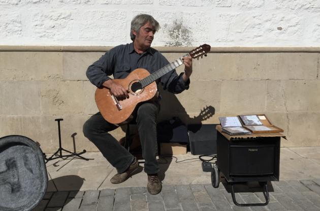 Muzikant_Sitges