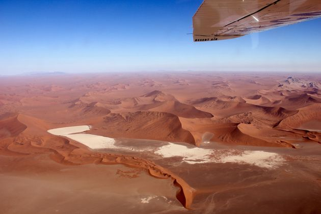 namib-woestijn