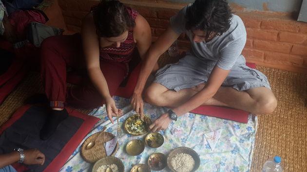 Nepalees eten
