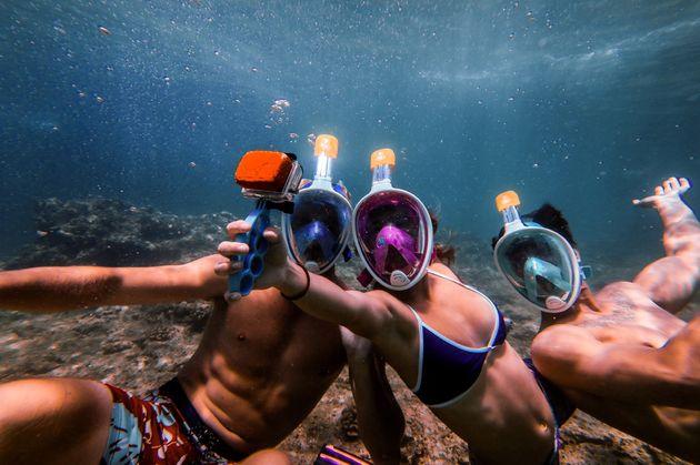 ninja-masker-snorkelen